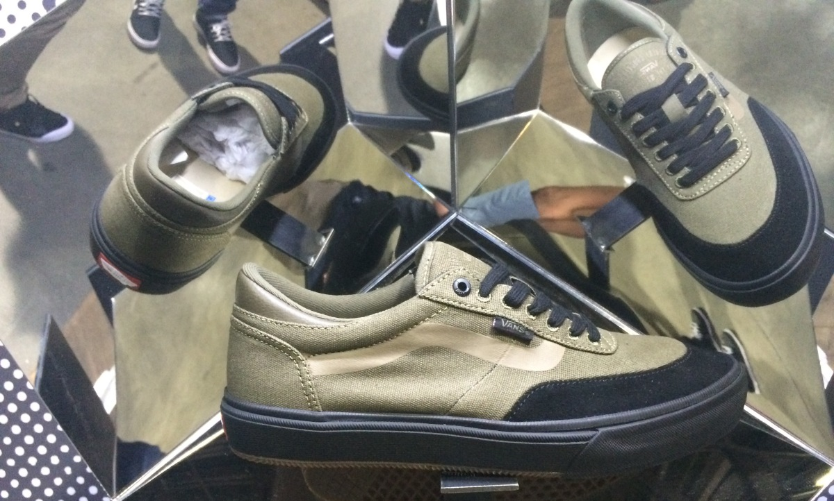 Vans Gilbert Crockett 2 at Agenda Long Beach June 2016! fb35b95b7
